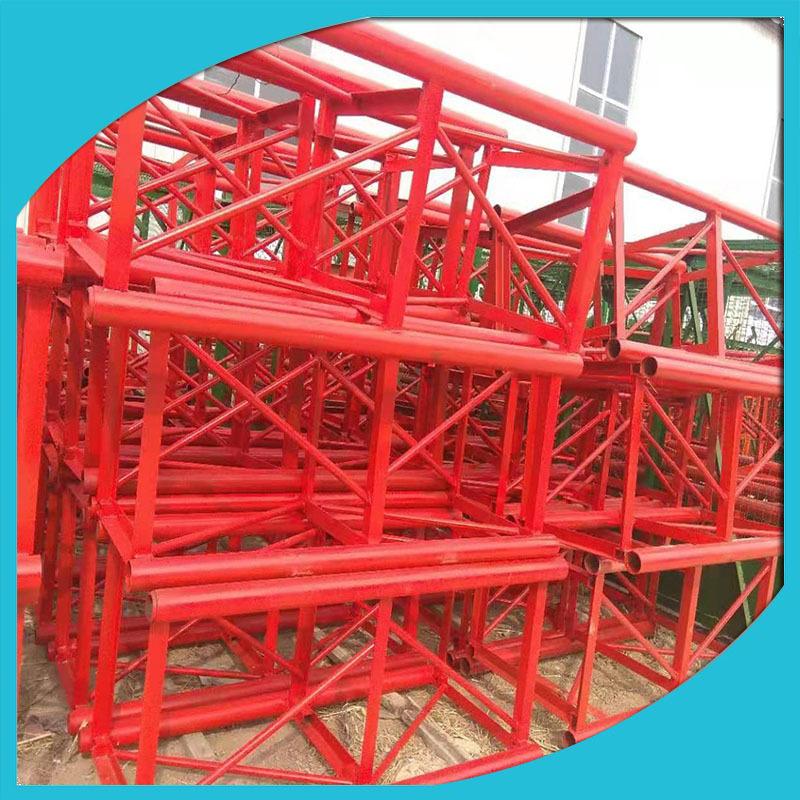 标准节定制 施工升降机批发建筑物料提升机ss8080-80标准节厂家示例图3