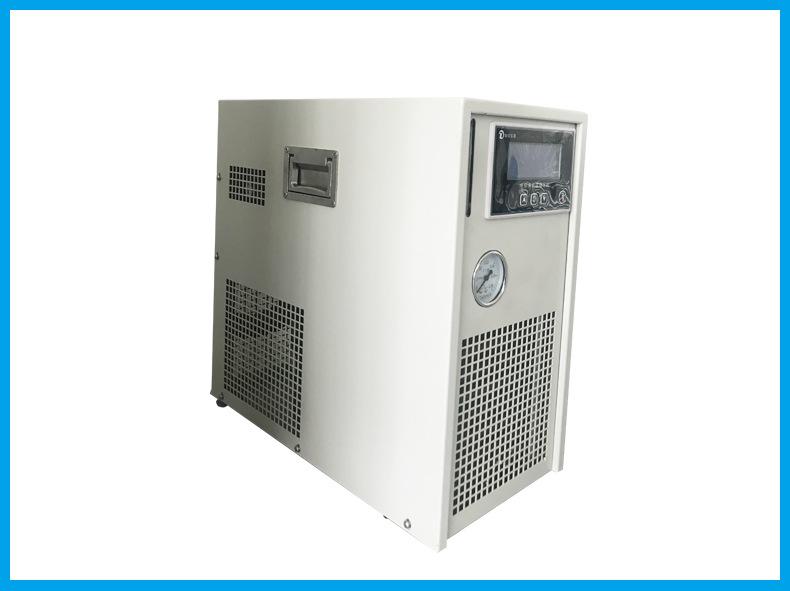 上海知信冷水机 ZX-LSJ-300D(全封闭型)冷却液低温循环机冷水机示例图5