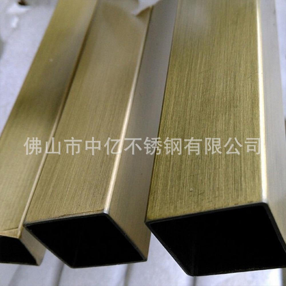 批发金属制品用430不锈钢管优质焊接管餐饮餐具用管不锈钢管材示例图5