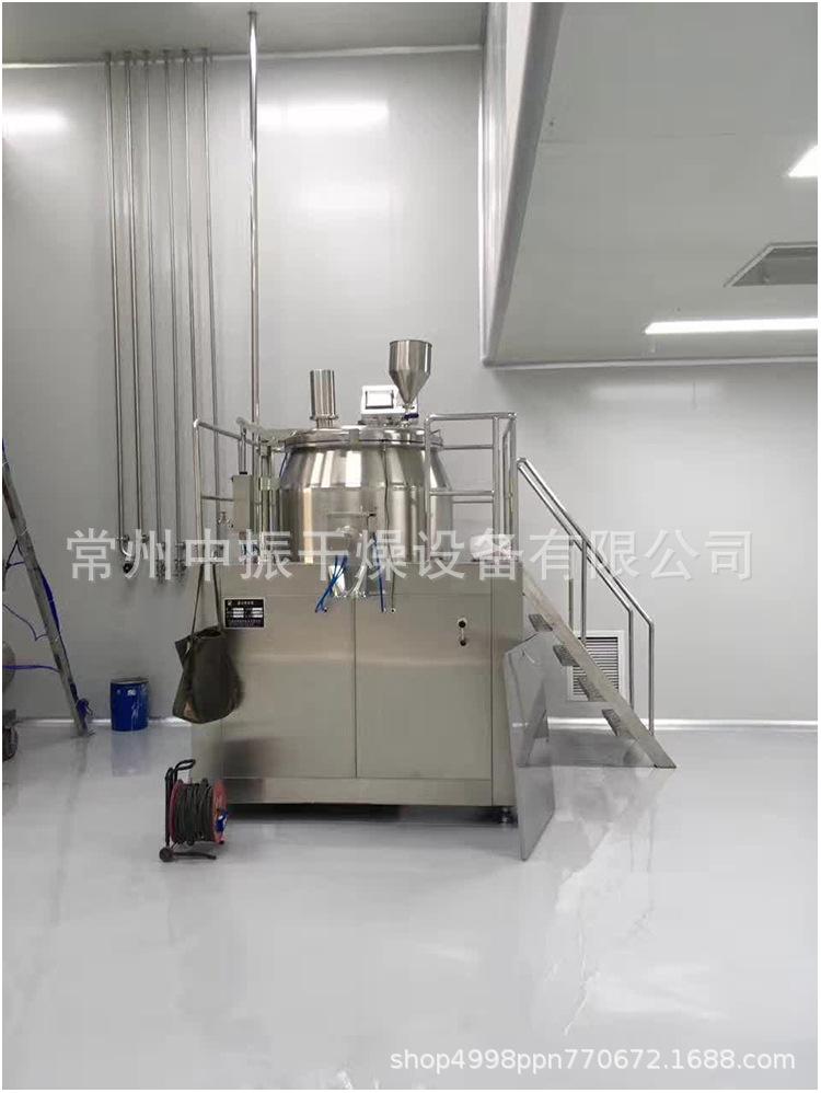 固体制剂生产线 制剂颗粒流水线 GMP 医药 片剂 药丸干燥制粒设备示例图7