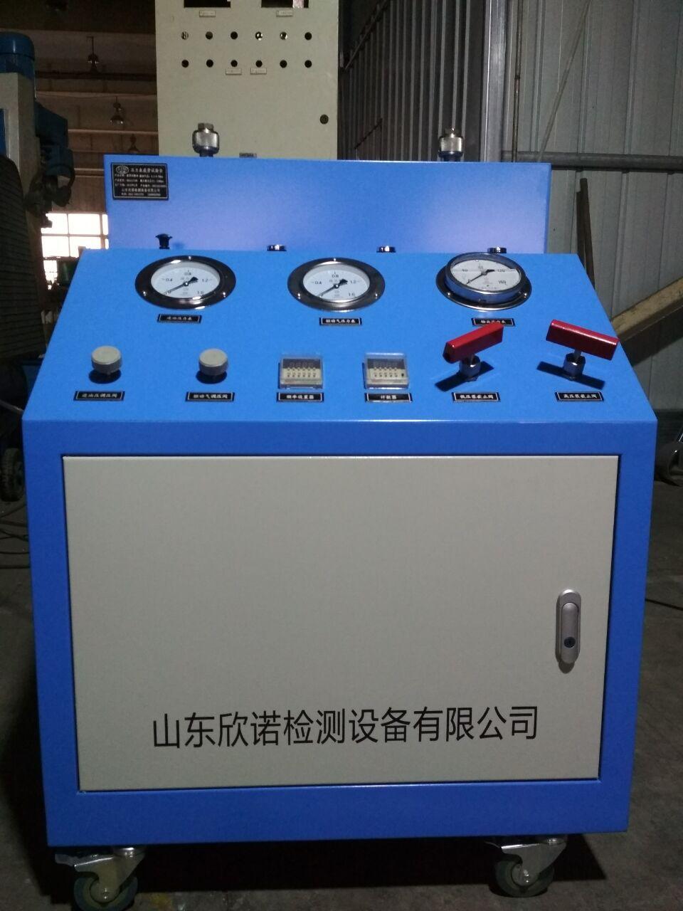 全封闭箱体美观大气 配置可选 易操作 空气驱动 压力表疲劳试验机示例图11
