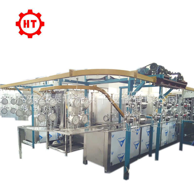 广东清洗生产线 广东自动化清洗生产线设备厂家定制示例图5