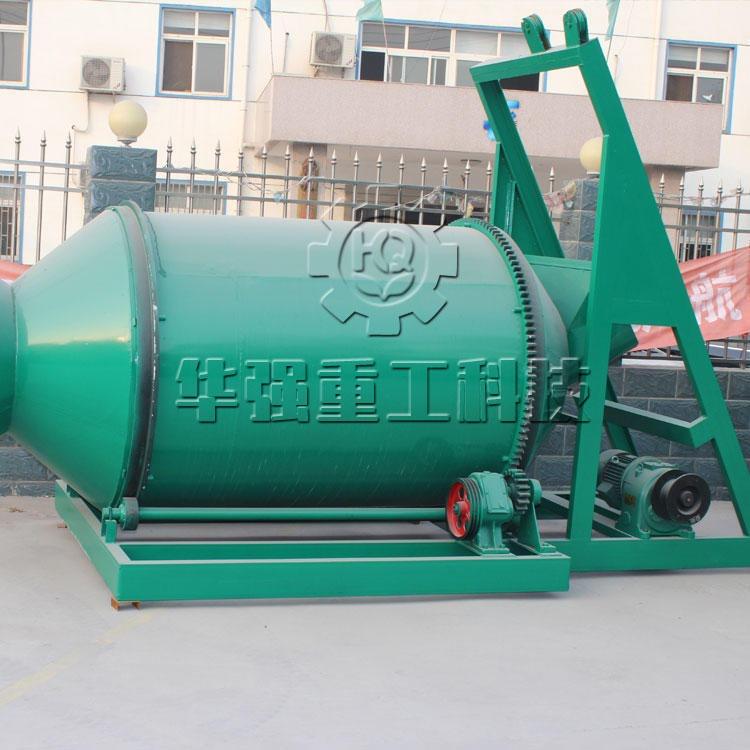 華強 BB肥攪拌機 復合肥生產線成本低 質量好 使用壽命長