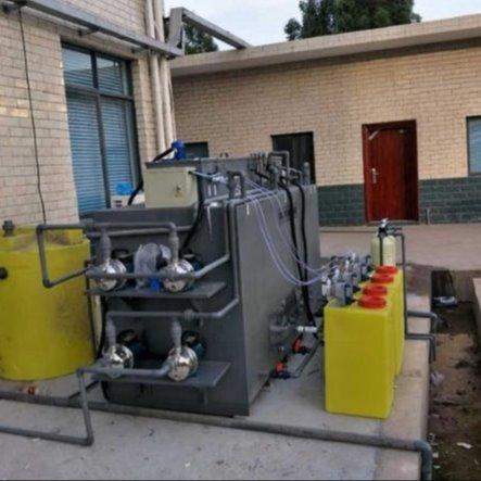 高校科研實驗室無機廢水廢液處理系統;重金屬離子無機廢水處理設備