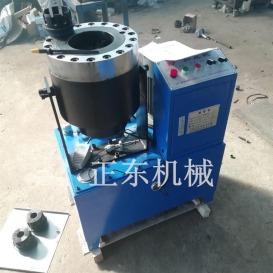 新疆红柳条压管机芨芨草扫把加工机 河北邢台正东机械厂供应扎扫帚机