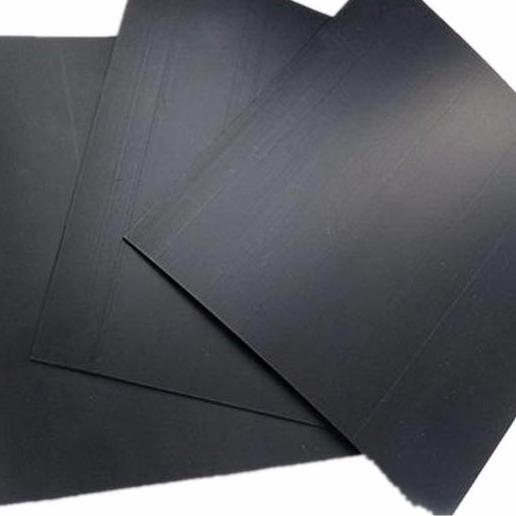 新路通廠家全年直供 魚塘藕池防滲膜 黑色土工膜  土工膜  hdpe土工膜  價格合理
