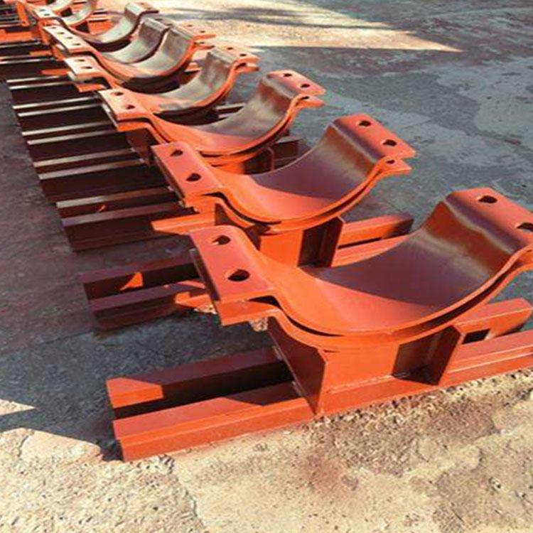 河北廠家制造 LB水平圓形管道帶墊板焊接吊架