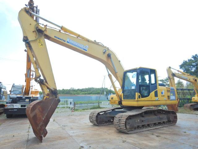 二手大型挖掘机是市场价格 小松200进口二手挖掘机低价转让示例图4