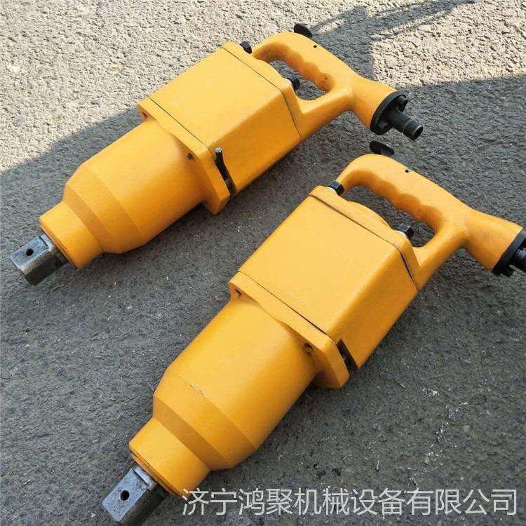 BE42礦用錨桿安裝機 拆卸螺栓大扭矩扳手 煤礦氣動錨桿安裝機鴻聚牌