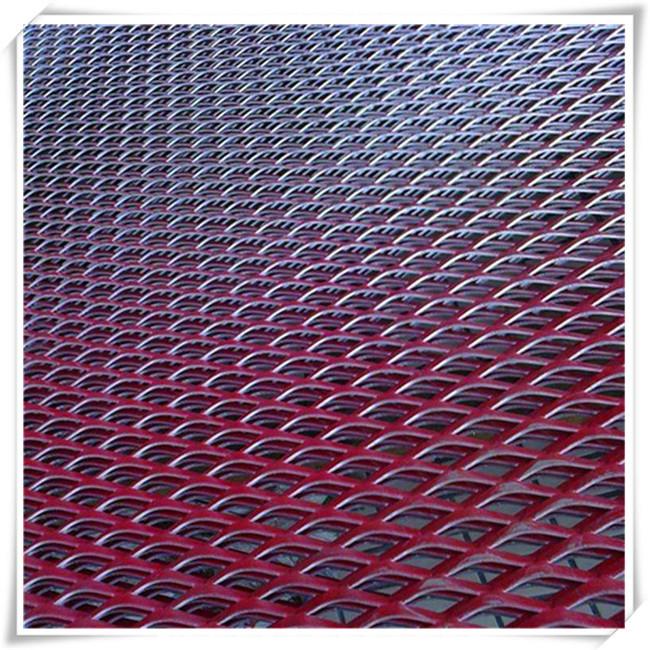 关于装饰拉网铝板的防锈处理