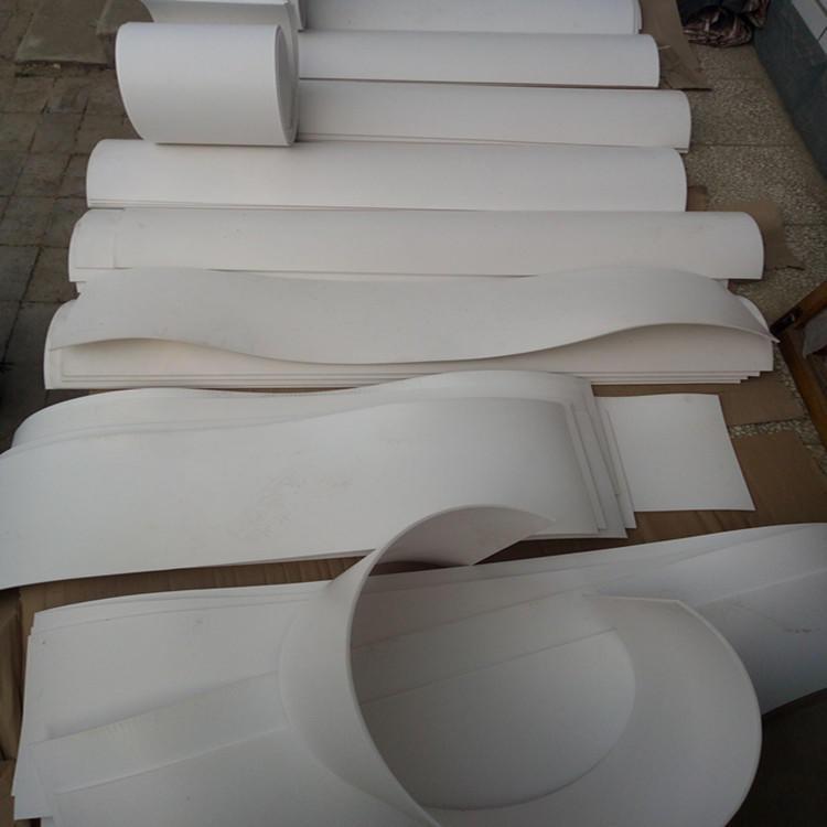 廠家專業生產四氟樓梯板 3mm厚聚四氟乙烯板 5mm聚乙烯四氟樓梯板