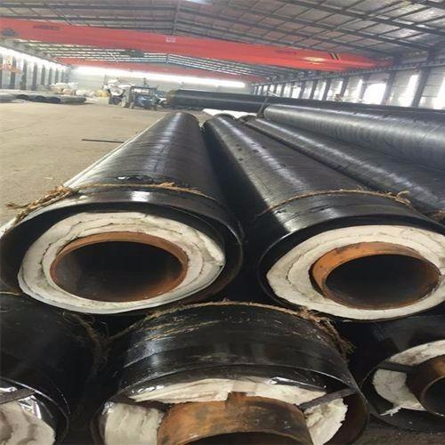 龍都管道直銷 鋼套鋼直埋式預制保溫管 直埋式鋼套鋼保溫管 聚氨酯保溫管 預制保溫管 直埋保溫管 架空保溫保溫管