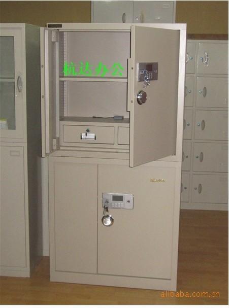 杭达指纹保管箱保险柜,电子密码柜厂家批发示例图1