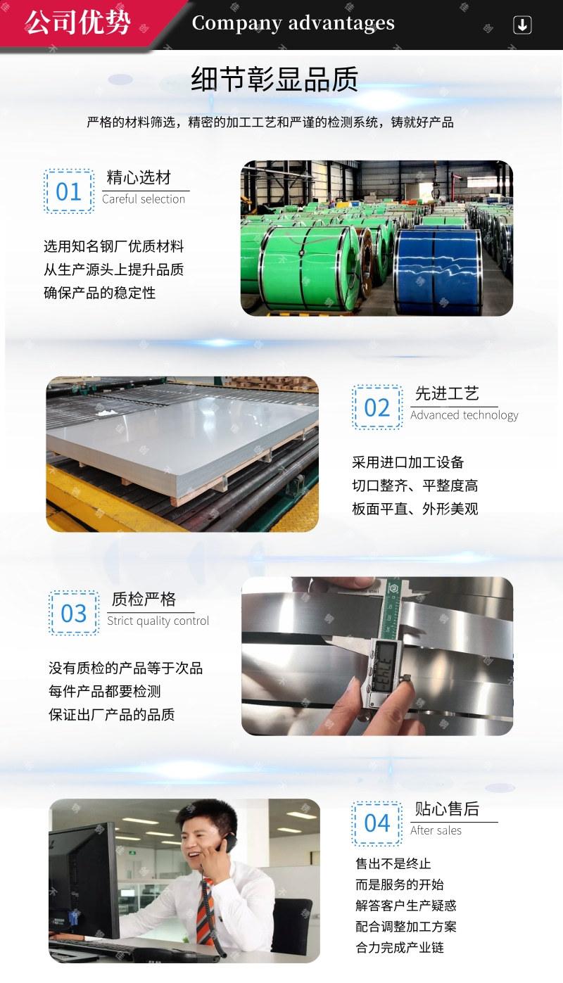 4月20日太鋼304不銹鋼價格跌200元  不銹鋼板304格表示例圖12