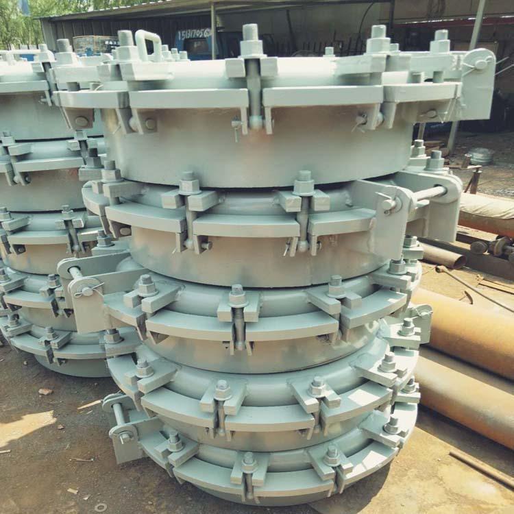 厂家定制HG/T21527-2014回转拱盖快开人孔 500-0.6回转拱盖人孔 昊诚管道