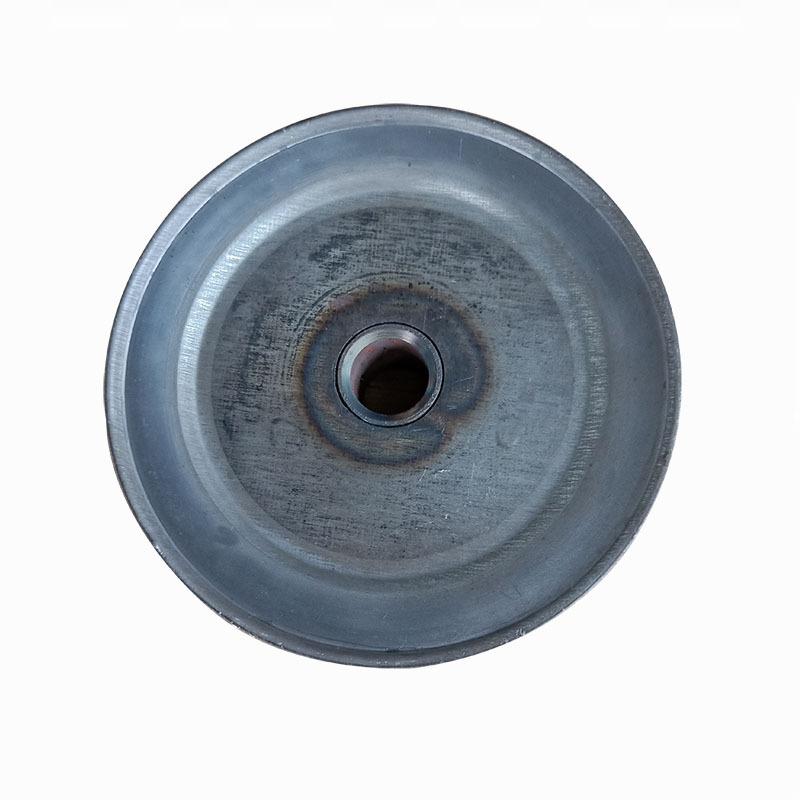 厂家直销劈开式皮带轮 单槽A型直径100皮带轮尺寸精准质量过硬示例图2