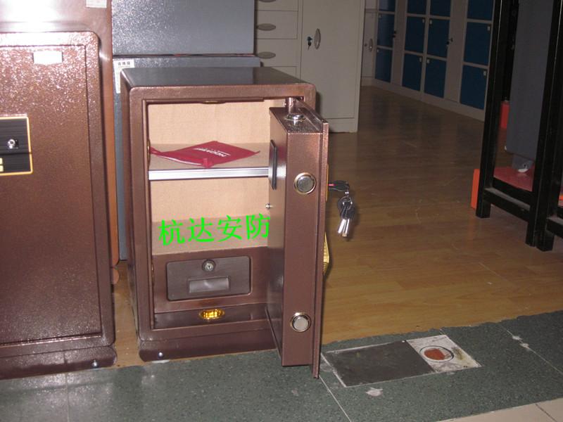 杭达指纹保管箱保险柜,电子密码柜厂家批发示例图10