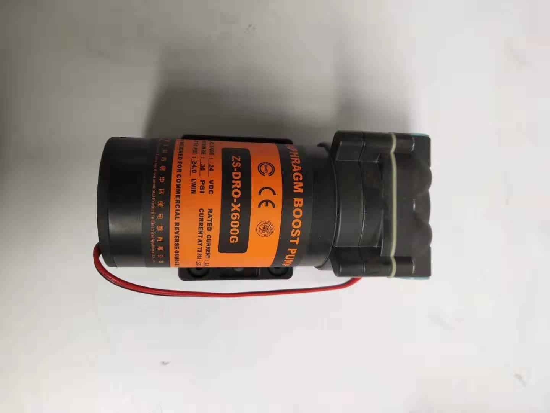 厂家直销售水机专用泵 400泵800g制水泵 展申泵 商用净水器泵示例图3