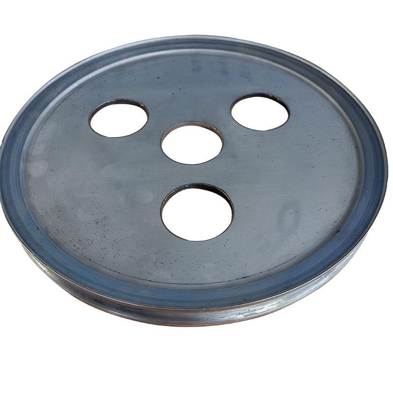 机械设备专用单槽劈开式皮带轮 规格齐全 支持定做示例图3