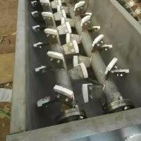 單軸粉塵加濕器 單軸粉塵加濕器 單軸粉塵機制造商,臥式粉塵加濕攪拌機,_粉塵加濕機