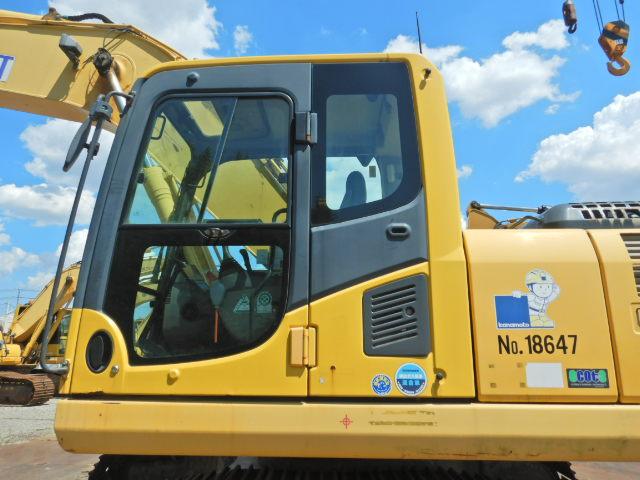 小松PC200-8N1原装进口二手挖掘机价格 二手大型挖掘机出售示例图11
