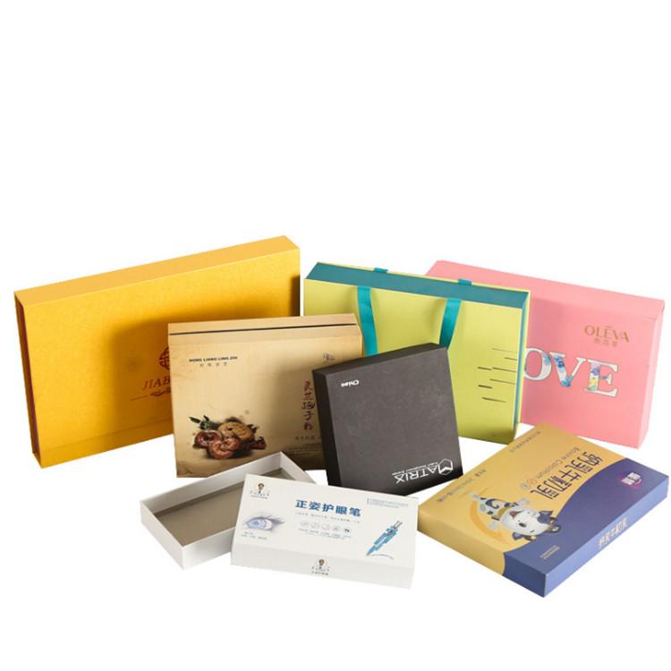 永延包装 茶叶礼盒 茶叶包装盒水果 茶叶包装盒 牛皮纸