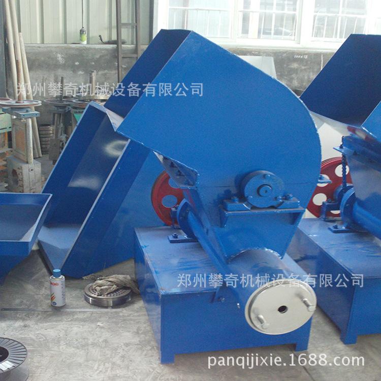 泡沫粉碎化坨一体机泡沫块料机废旧泡沫造坨机可到付示例图2