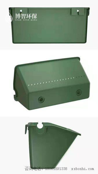 模块式种植盒 垂直绿化 立体绿化 生态植物墙,智能植物墙,植物墙种植盒,博智环保示例图10