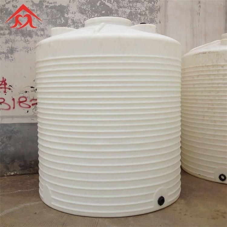 石家莊塑料水塔廠家 錦尚來廠家直銷5立方滾塑一次成型聚乙烯儲罐 現貨