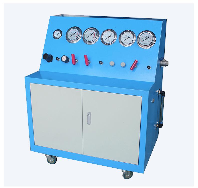 配置可选 私人订制 操作简单 气密性试验台 气动增压系统示例图13