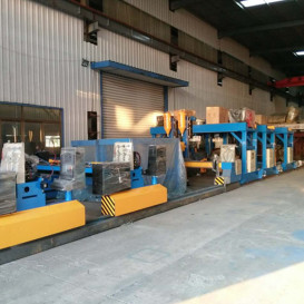 钢结构焊接设备质量三包  现货直销山西汾阳钢结构生产线