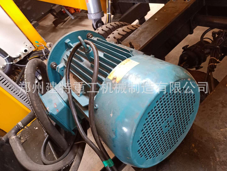 温州厂家直销一拖二混凝土喷浆车 自动上料喷浆车 喷浆设备示例图12