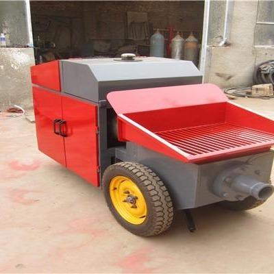 昌運廠家供應 細石砂漿澆筑泵   大型混凝土上料機 小型輸送機  誠信經營 歡迎咨詢