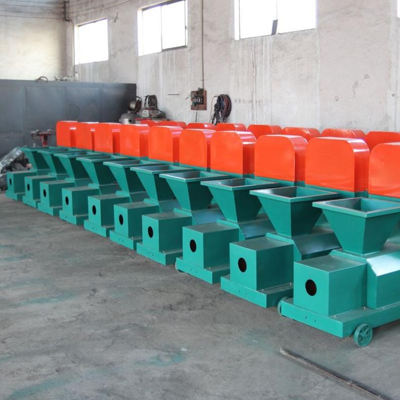 規格齊全50型機制木炭公司 德安機械小型木炭機全套設備 小型機制木炭機