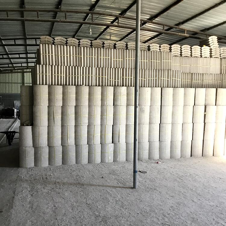 厂家直销无机发泡保温板可定制珍珠岩门芯板 防火门芯板价格从优示例图12