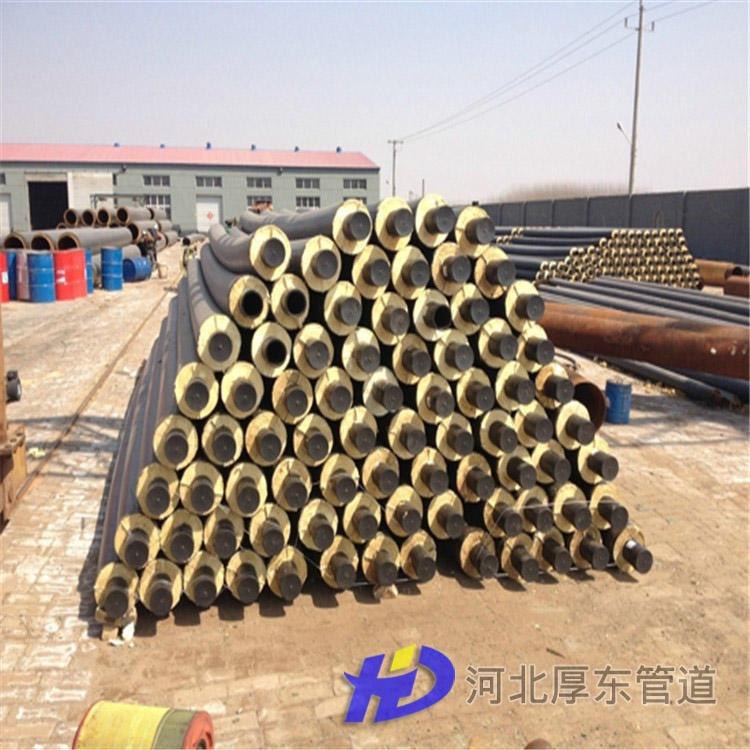厚東管道 鋼套鋼直埋蒸汽管 外滑動鋼套鋼保溫鋼管 鋼套鋼直埋蒸汽管道 歡迎選購
