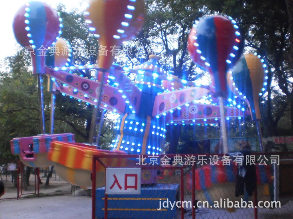 北京金典 桑巴气球 室外游乐设备 回本快的游乐设备示例图2