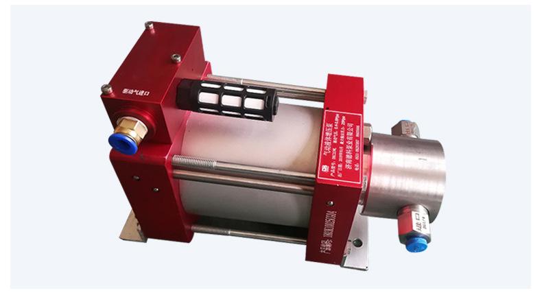 大量销售小型气液增压泵 工业气驱液体往复式增压泵 质优价廉示例图13