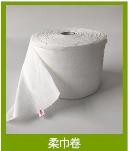 一次性洗臉巾面巾紙 干濕兩用棉柔巾 化妝棉100抽示例圖19
