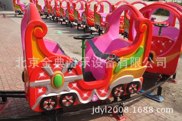 儿童小火车 儿童游乐设备示例图1