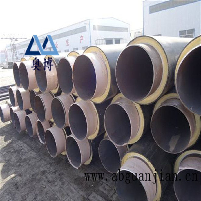 专业生产 保温钢管 聚氨酯保温钢管 厂家批发 预制保温钢管示例图9