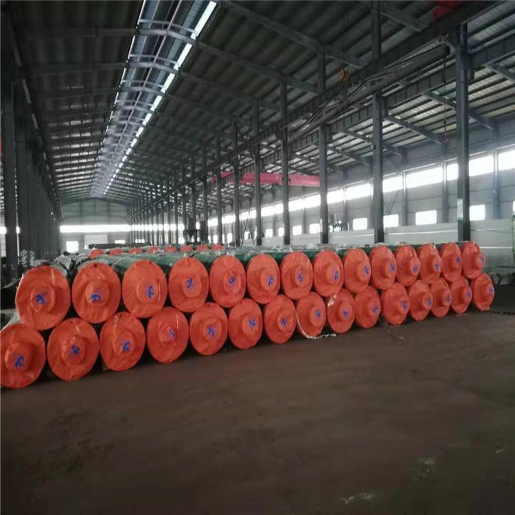 阜新蒸汽管道  钢套钢蒸汽保温管到货价格  蒸汽保温管 无极厂家总代理
