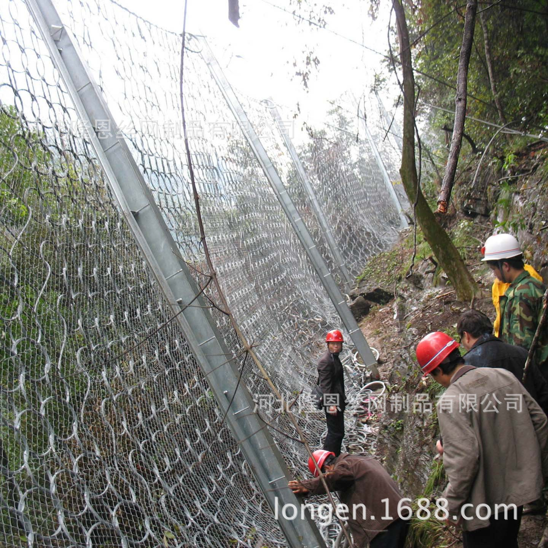防护网_边坡防护网_高速公路边坡防护网示例图9