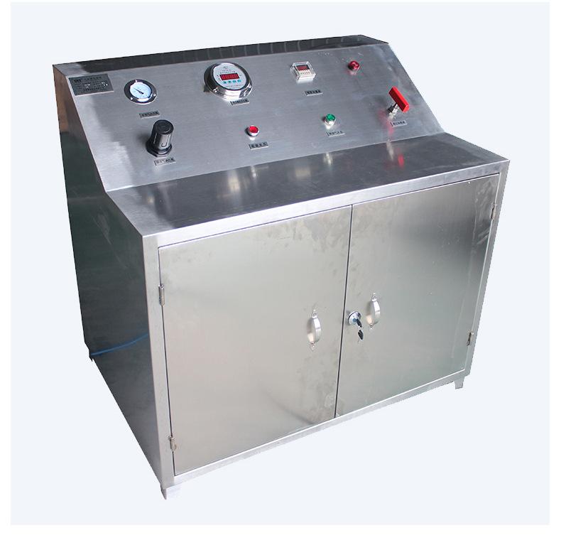 供应现货水压试验机 高低压水压检测台阀体强度试验机 量大从优示例图15