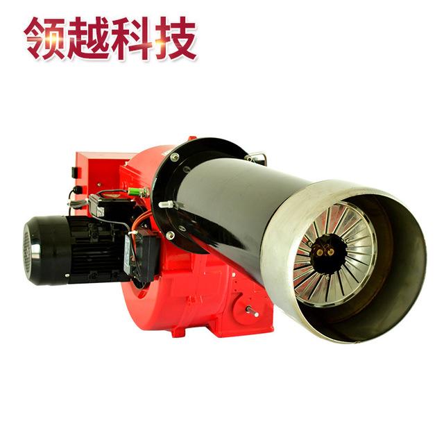 定制大卡燃烧机天然气锅炉燃烧器燃也注视到了老三油燃烧器120W大卡/小如此毫不停留时卡燃油
