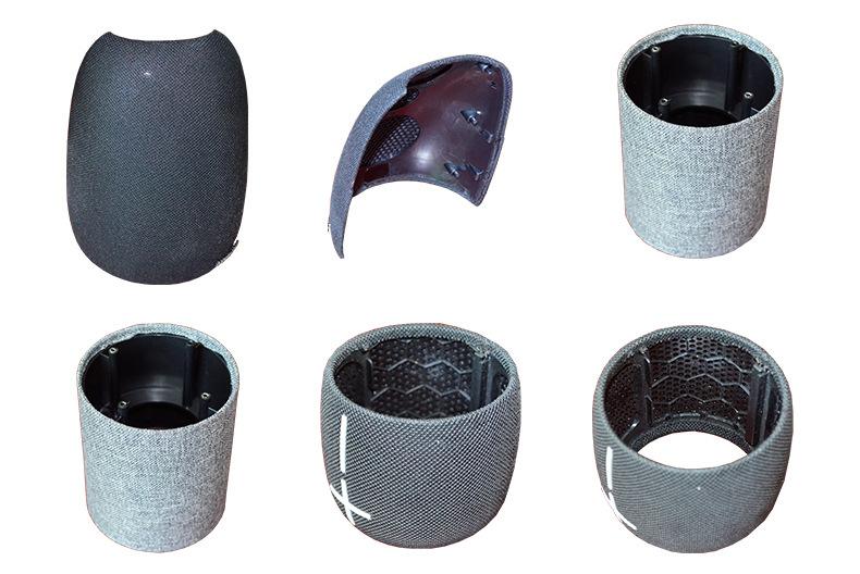 音响网布包布热压机音响网布包布模具东莞音响网布包布热压机示例图9