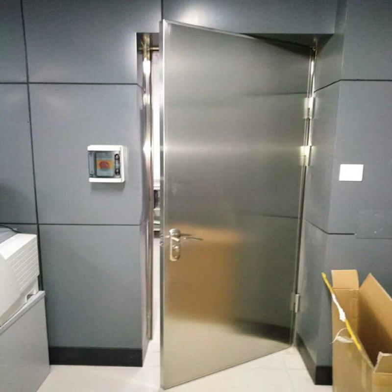 規格齊全 手術室氣密門 醫用專用射線防護鉛門 廈門市鉛門價格 京盛