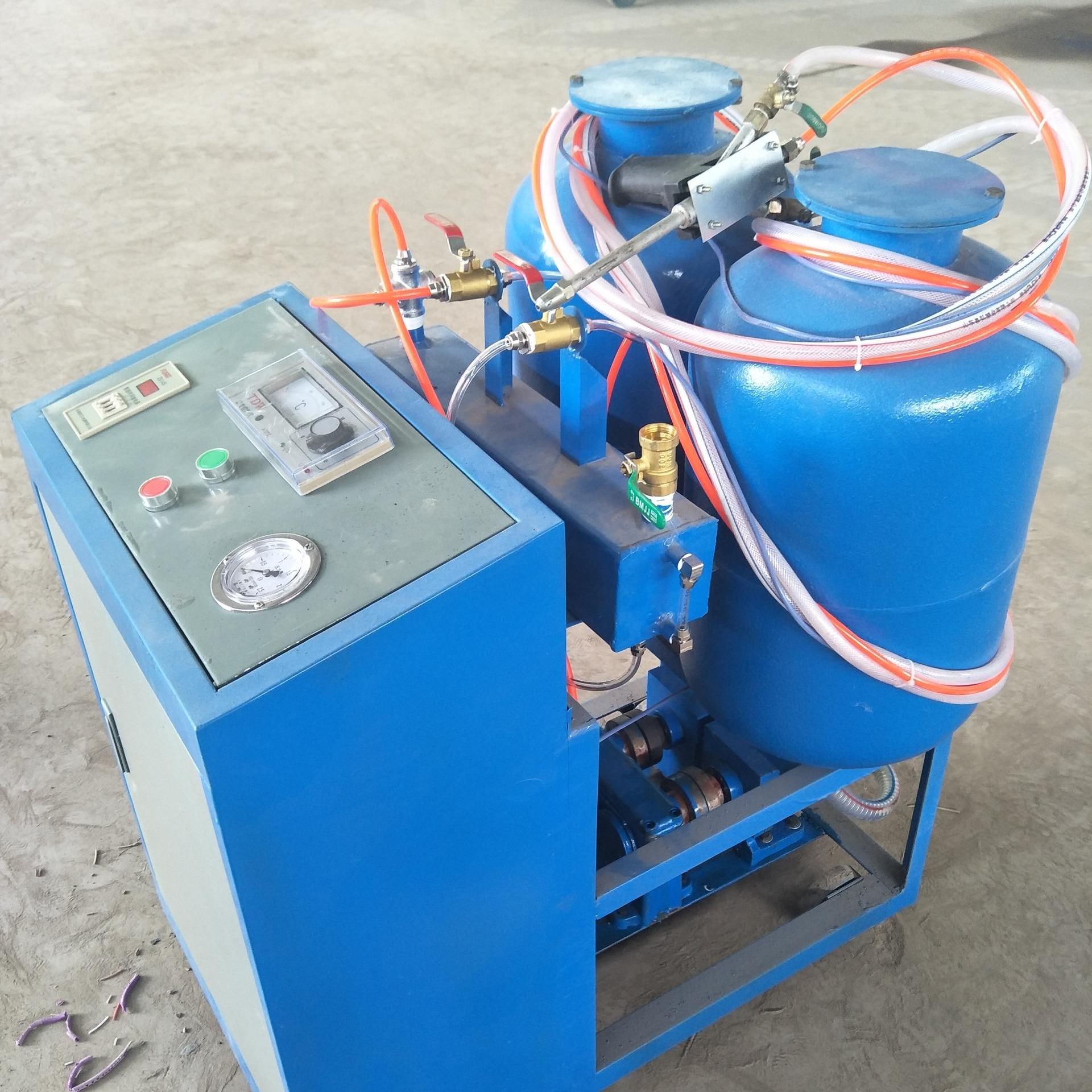 科迅廠家直銷小型聚氨酯噴涂機 墻體現場發泡噴涂設備 DY-109型低壓聚氨酯泡沫噴涂機