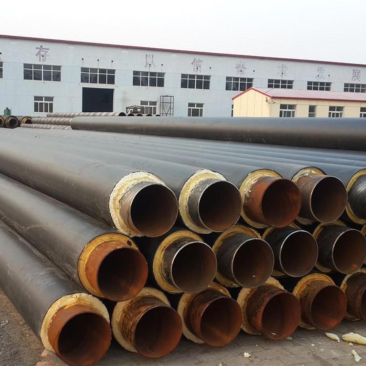 厚東長期供應 熱水輸送聚氨酯發泡保溫鋼管 耐高溫聚氨酯保溫鋼管 國標聚氨酯發泡保溫鋼管 資質齊全 放心選購