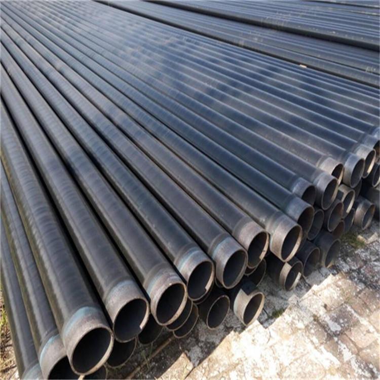 天然气防腐钢管 石油输送用3pe防犹如转动着腐钢管出厂价格